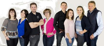 Das Team von Stahlbau Planungsbüro Schlingmann